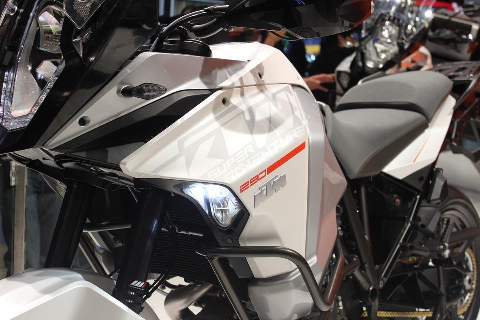 En direct d'Intermot : KTM Adventure 1290 2015