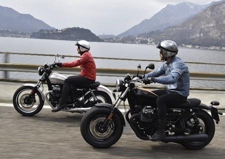 Moto Guzzi vous attend lors des Iron Bikers, Wheels&Waves, Café Racer Festival...