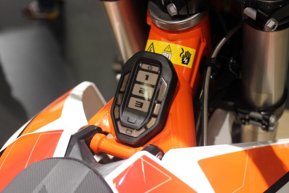 En direct d'Intermot : KTM Freeride E-XC [Enduro]