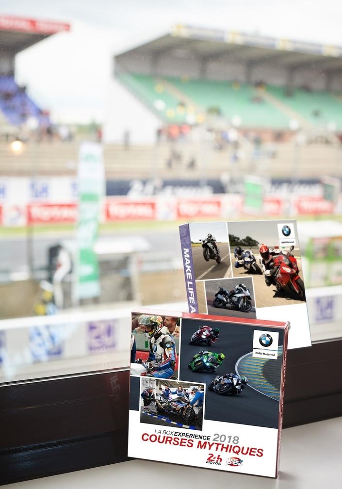 Idée cadeaux: BMW Motorrad et les Box Experience