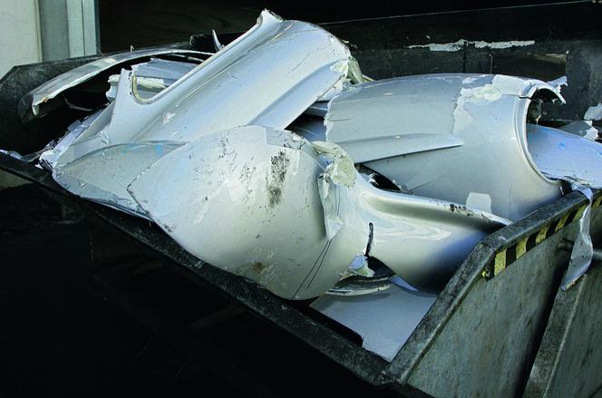 Mercedes écrabouille les répliques de 300SL. Avis aux copieurs