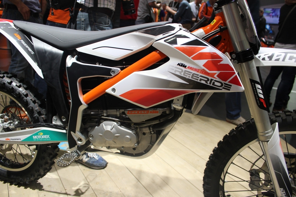 En direct d'Intermot : KTM Freeride E-SX [Motocross]