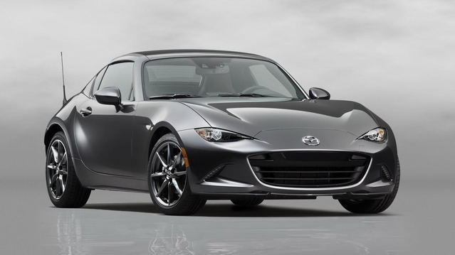 Salon de New York : Mazda dévoile la MX-5 RF