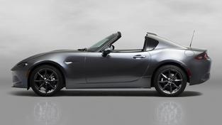 Salon de New York : Mazda dévoile la MX-5 RF