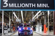 Mini fête le 3 millionième exemplaire sorti des chaînes d'Oxford