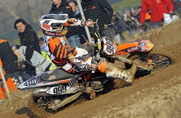 MX Mondial : Le Team Ice One Racing vers une autre dimension