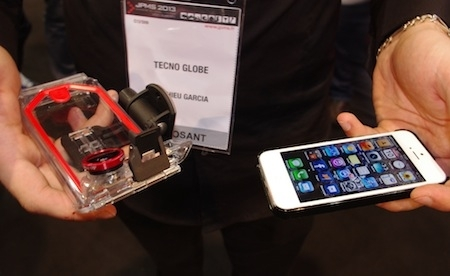 JPMS 2013, comme si vous y étiez: Tecno Globe