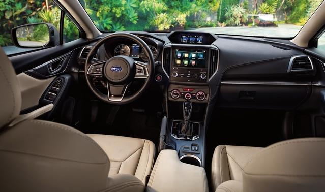 Salon de New York : premières images de la nouvelle Subaru Impreza