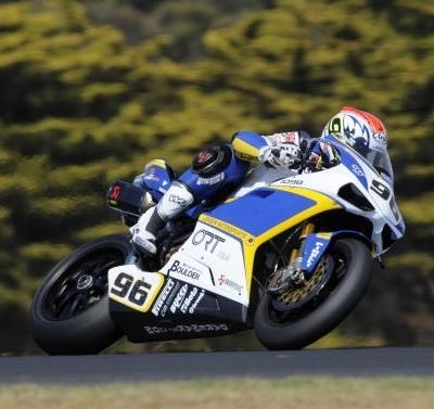 Superbike - Phillip Island Q.1: Smrz se distingue