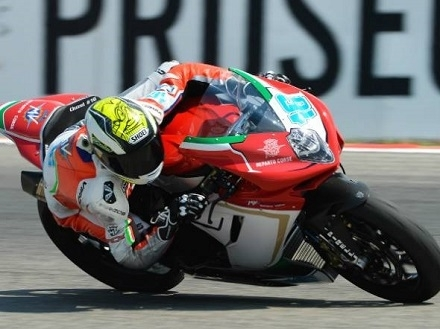 Supersport – MV Agusta: Jules Cluzel remettra ça en 2015