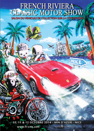 Agenda : le premier French Riviera Classic Motor Show de Nice