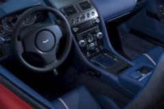 Salon de Paris 2014 - Aston Martin V12 Vantage S Roadster : faute de mieux
