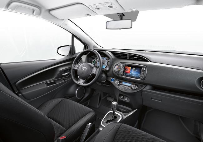 Salon de Paris 2014 - Toyota Yaris restylée : classée X