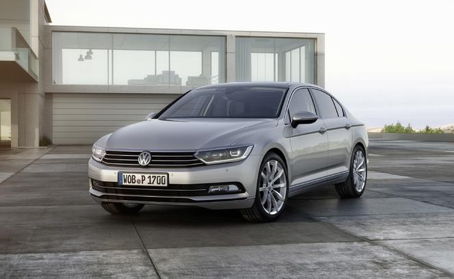 Salon de Paris 2014 - Volkswagen Passat 8 : la référence ?