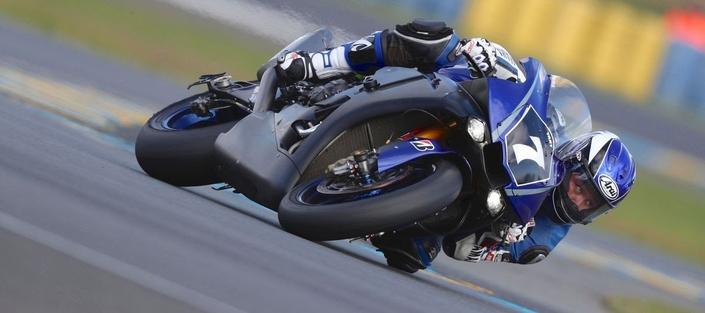 EWC essais pré-Mans 2018: le YART Yamaha est en place