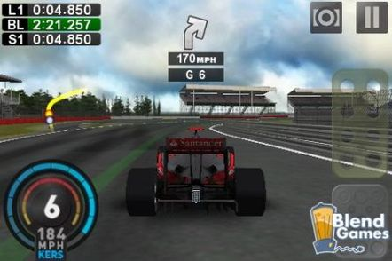 des jeux de course sur iphone need for speed shift f1 2009 et gt racing. Black Bedroom Furniture Sets. Home Design Ideas