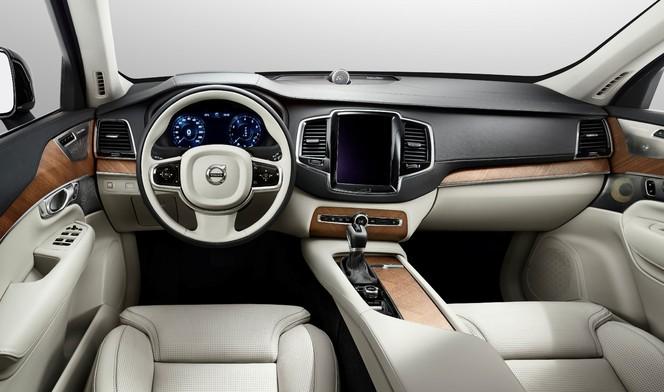 Salon de Paris 2014 - Volvo XC90 : nouvelle ére