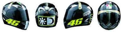 AGV Winter Test Rossi: A vos marques !