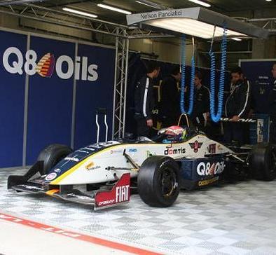 Formule 3 - Panciatici: Jerez, avant dernier rendez vous et toujours en tête !