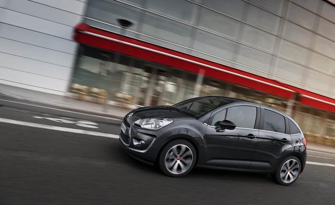 Citroën dévoile la série spéciale C3 PSVita