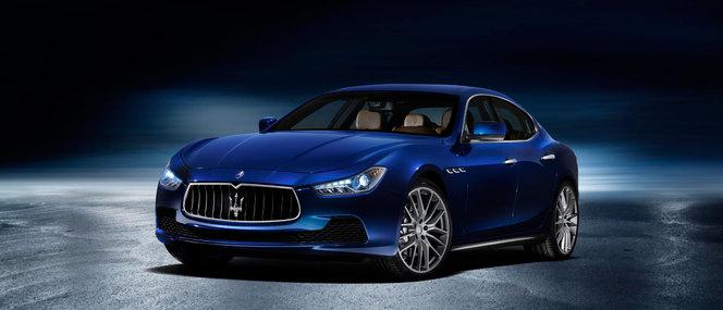 Nouvelle Maserati Ghibli : les prix