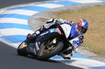 Supersport - Yamaha: Grosse chute pour un Fabien incertain demain
