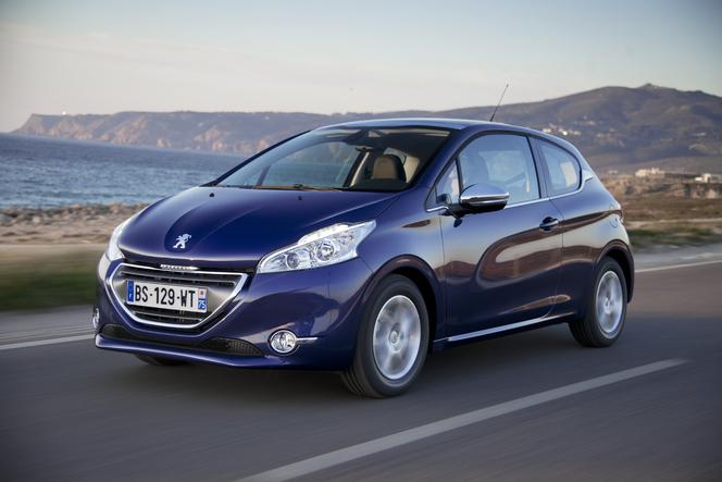 Peugeot 208 : les objectifs pour 2012 et 2013