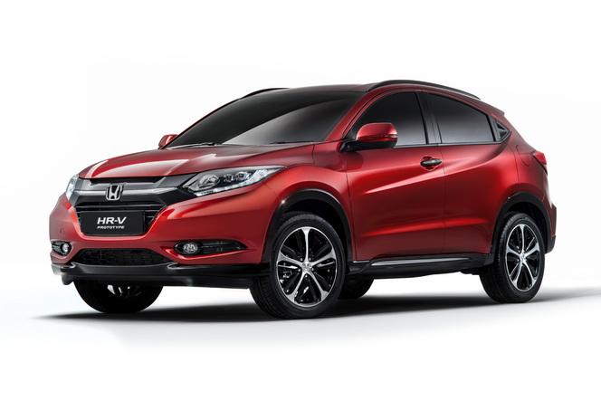 Mondial 2014 : Honda présentera le HR-V prototype
