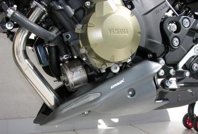 Ermax équipe la Yamaha XJ-6.