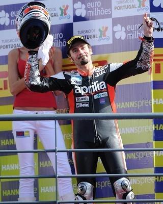 """Superbike - Biaggi: """"En Moto GP, dès la deuxième ligne, il n'y a plus de vainqueurs potentiels"""""""