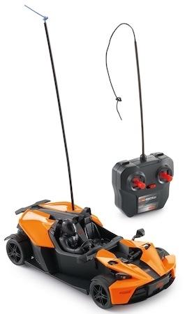 Idée cadeau KTM: un Noël orange