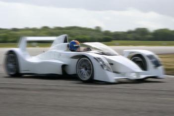 Caparo T1:  l'anti Veyron définitive et en vidéo !