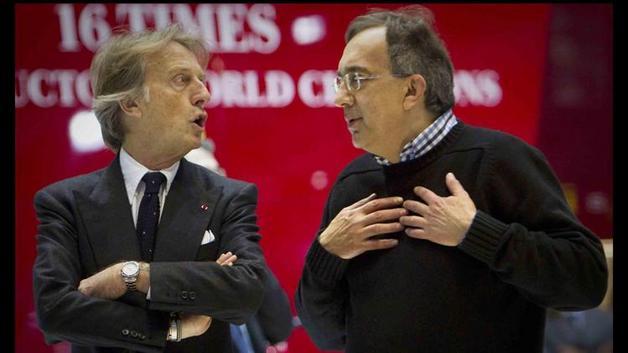 Montezemolo s'en va, Marchionne nouveau patron de Ferrari