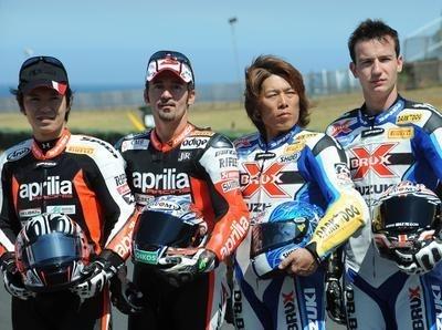 Superbike - Aprilia: Francis Batta n'apprécie pas du tout la RSV4