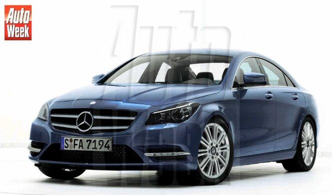 Surprise : voici la nouvelle Mercedes CLC
