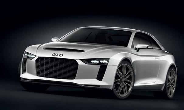 Un concept Audi Quattro II à Francfort ?