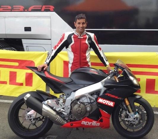 Soheil Ayari aux 24 Heures Moto