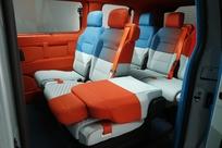 Le SpaceTourer peut accueillir 8 personnes facilement.