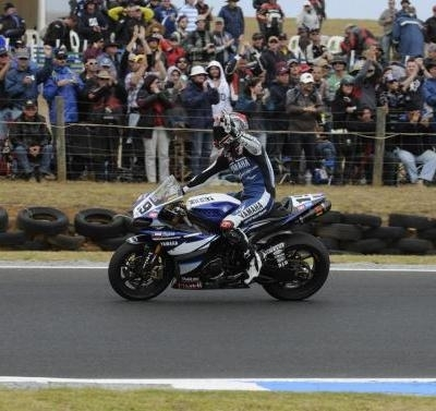Superbike - Phillip Island: Ben Spies a été au rendez-vous