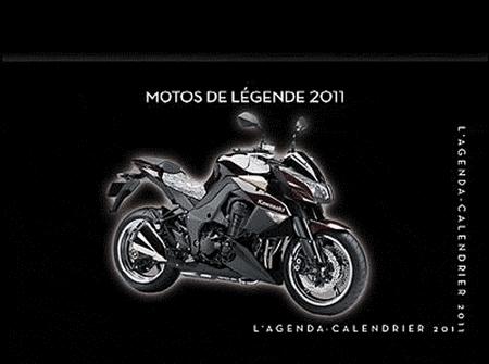 Agenda 2011, le calendrier des Motos de légende