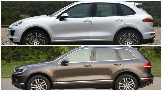 Groupe VW: 800 000 voitures au rappel (Volkswagen et Porsche)