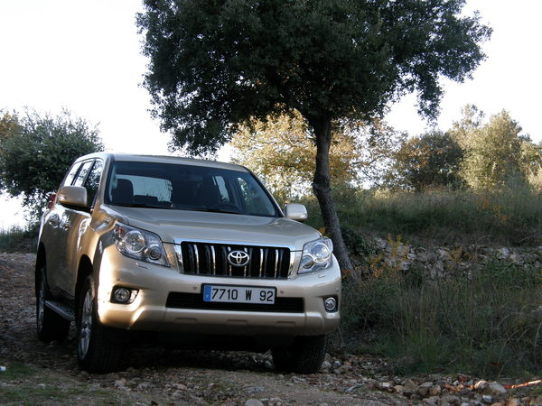 Toyota Land Cruiser Serie 150