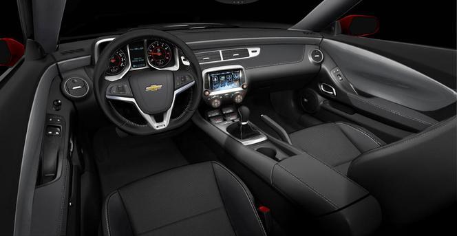Chevrolet Camaro 1LE : pour ceux qui ne peuvent avoir une ZL1