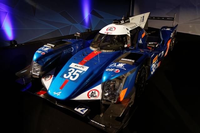 Alpine annonce sa saison en compétition depuis le circuit Paul Ricard