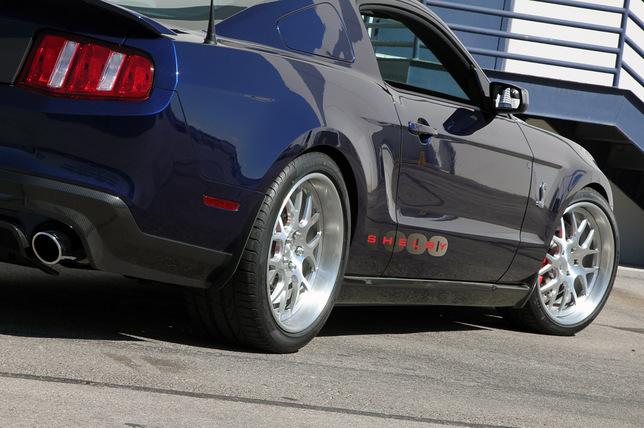 Salon de New-York : voici la Shelby 1000