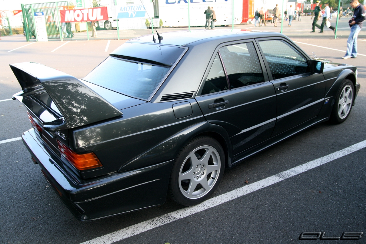 Mercedes 190 evo 2 prix
