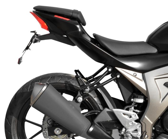 Nouveauté 2018 Top Block: support de plaque pour Suzuki GSX-R 125