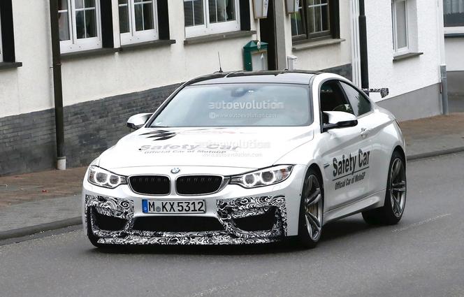 Surprise : voici la BMW M4 GTS (peut-être)
