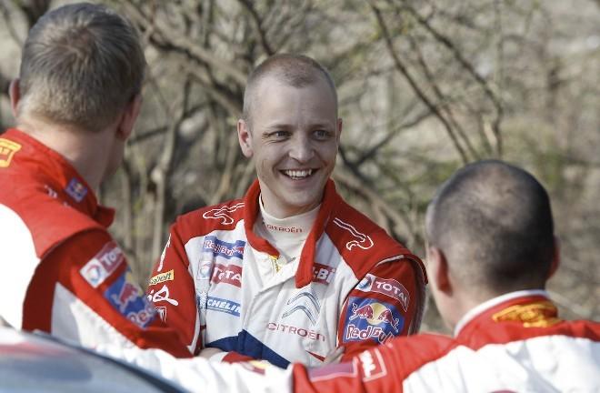 WRC Portugal - qualification : doublé Ford, les Citroën tentent un coup
