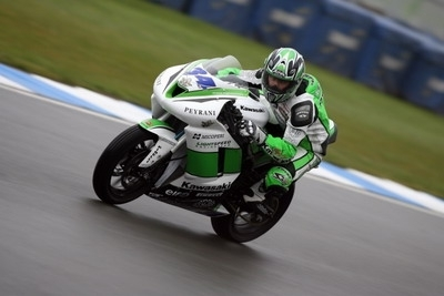 SuperSport: Donington D.3: Sofuoglu en deux temps